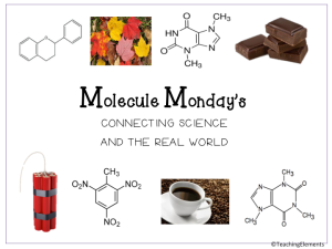 Molecule Monday's